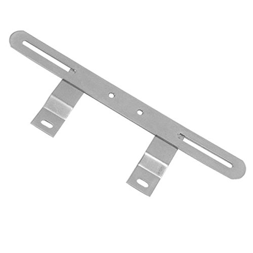 EMPI 3181 LICENSE PLATE BRACKET, VW, BUG, BUS, TYPE 3, TYPE 4, FRONT, EA (Bus License Plate)