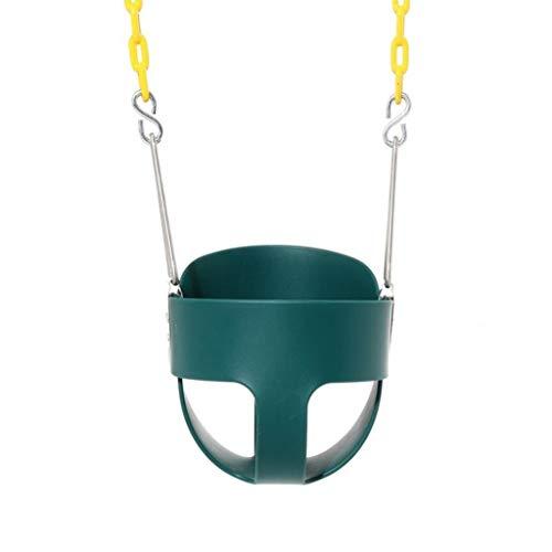 (Swing Seat Garden Rope Safety Safe, Detachable Durable Children's Swing Outdoor Indoor-)