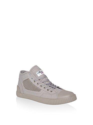 Sneaker Best Nebulus Donna Grigio Collo Alto Chiaro a F5wzq4wxd