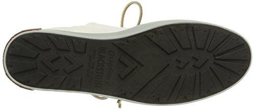 Blackstone Jm50 - Zapatillas de deporte Hombre Blanco