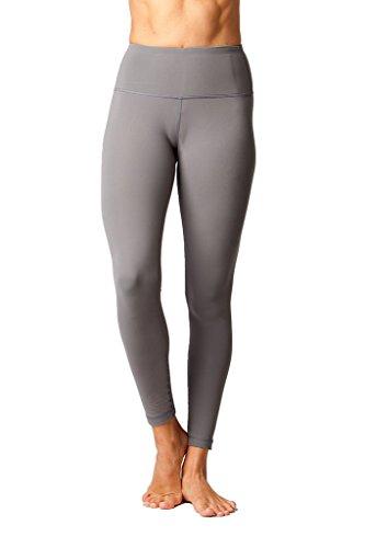 77184c0e0e2a75 Yogalicious High Waist Nude Tech Leggings - Stone Grey - Small - Buy ...