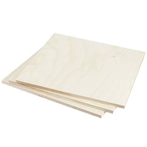 887656 Birch Plywood 9mm 3/8 x 12 x - 9mm Plywood