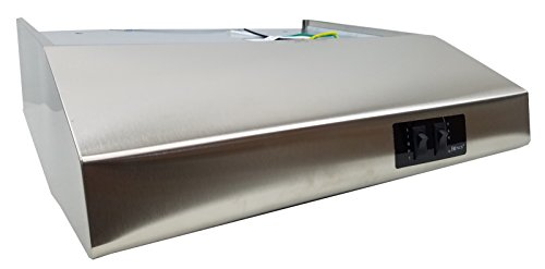 12 Volt Dc Duct Fan : Hengs quot stainless steel rear ducted rv range hood