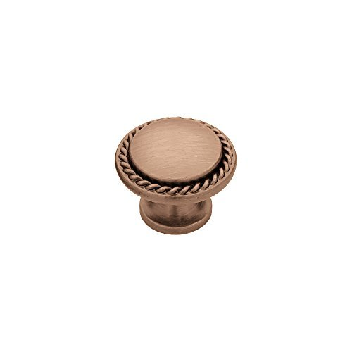 Liberty PN0293-RAL-C 30mm Rope Edged Cabinet Hardware Knob by Liberty ()
