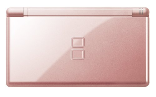 Coral Pink Nintendo DS Lite System Portable Console by Nintendo DS Lite