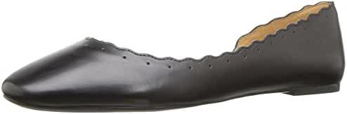 Nine West Women's Mai Leather Ballet Flat