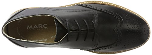 Brogues Shoes Marc Schwarz Dover Herren Black dtxwTg8q