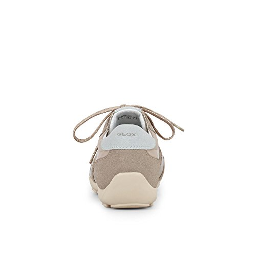 Geox Scarpe Da Donna - Mocassini - Sneaker Ravex - Donna Ravex B Beige