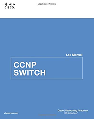 ccnp switch lab manual lab companion cisco networking academy rh amazon com CCNP Lab Diagram CCNP Lab Equipment