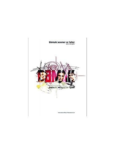 """Sooner or Later"": (Piano, Vocal, Guitar) PDF"
