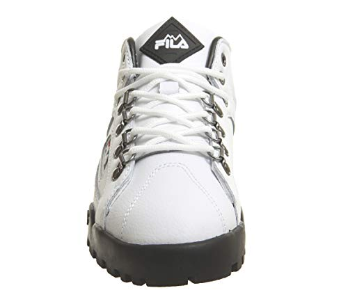 Fila Blanco Trailblazer Zapatillas uk 6 rrSZqO