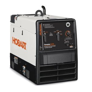 - Hobart Champion Elite Welder/Generator - 23 HP, 11,000 ...
