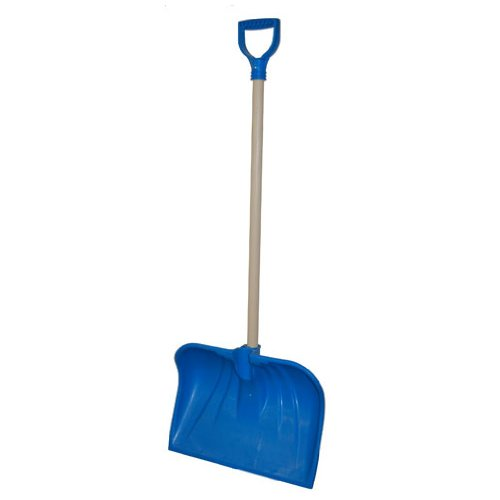 Rugg  26PDX-S PathMaster 3000 18-Inch Poly Combo Snow Shovel made in Massachusetts