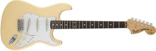Fender Yngwie Malmsteen Stratocaster - Vintage White