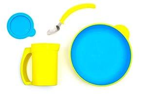 Sha Design Eatwell Assistive Tableware Set from Sha Design LLC