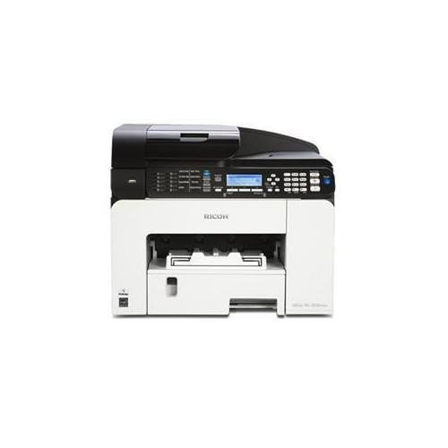 Ricoh Aficio SG 3110SFNW 29ppm 600 x 600 dpi Wireless Network Color GELJET Multifunction (Ricoh Plain Paper Fax)
