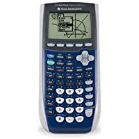 Texas Instruments Inc. TI-84 Plus Silver Edition Blue Graphing Calculator (Packaging may vary)
