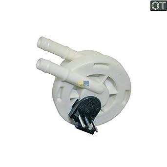 Bosch Siemens 613868 00613868 Original flowmeter caudal cantidades Contador Flujo Detector Cafetera Famosa también para AEG Electrolux 899663910520: ...