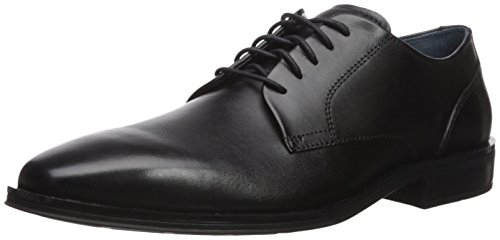Cole Haan Men's Dawes Grand Plain Toe Oxford, Black, 11.5 Medium US