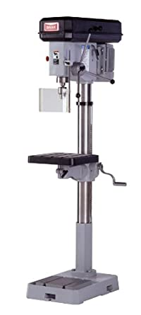 "Dake SB-32 Floor Drill Press, 220V, 3 Phase, 1-1/4"" Drill Capacity, 23-5/8"" Length x 15-3/4"" Width x 71"" Height"