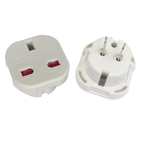 UMFunUK to USA/JAPAN/MEXICO & CANADA Power Adaptor Plug Converter Travel Adapter]()