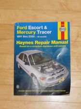 91-99 Ford Escort and Mercury Tracer Automotive Repair Manual (Haynes Automotive Repair Manuals)