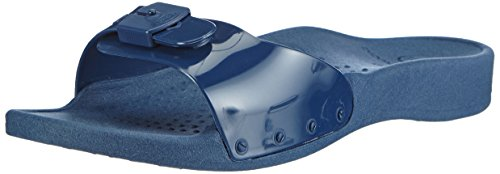Scholl SCHOLL SUN navy blue - sandalias abiertas de material sintético mujer azul - azul (Navy azul)