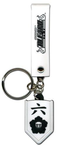(Bleach Group Six Pvc Keychain)