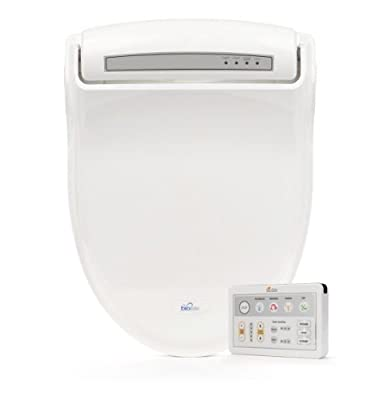 BioBidet Supreme BB-1000 Elongated White Bidet Toilet