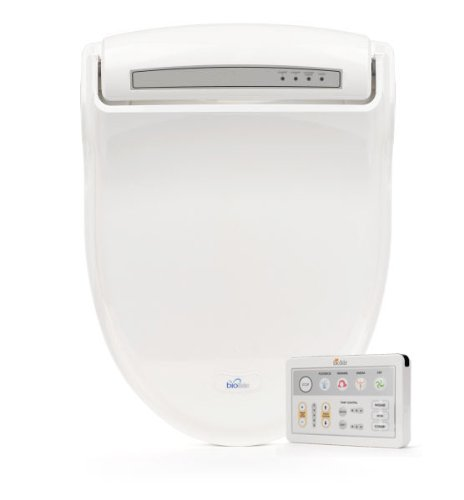 BioBidet Supreme Toilet Seat