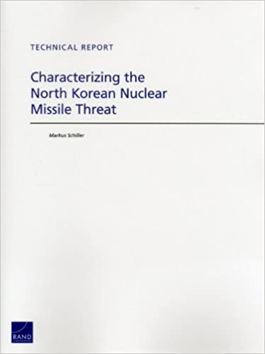 Book Characterizing the North Korean Nuclear Missile Threat (Technical Report)