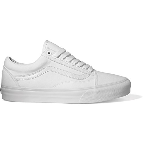 True Unisex Old Blanco Adulto Vans Skool White Zapatillas U wI05qqFxa