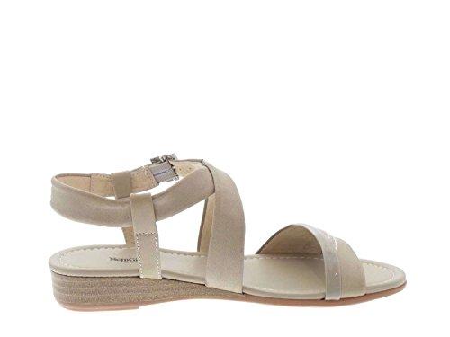 Nero Giardini - Sandalias de vestir para mujer Arena