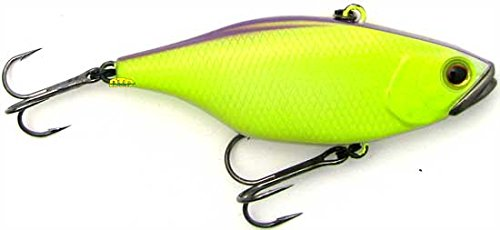 Jack All JTN60-PC TN 60 Lipless Chartreuse Lure, Purple for sale  Delivered anywhere in USA