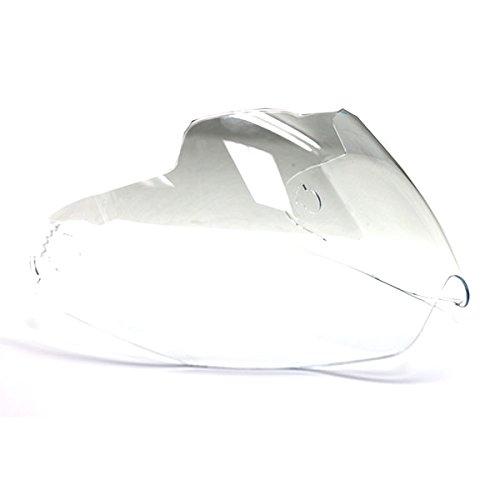 1Storm Dual Sports Motorcycle Motocross MX Helmet Visor Shield for Brand 1Storm Helmet: Model HGXP14