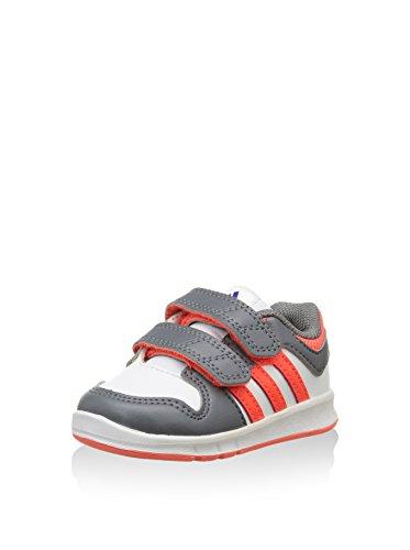 adidas Zapatillas Skate LK Trainer 6 CF I Gris/Naranja EU 19