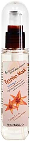 Sunflower Body Mist Temptation, Egyptian Musk, 2 Fluid Ounce