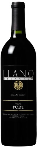 NV Llano Estacado Vintage Cellar select Port 750 mL