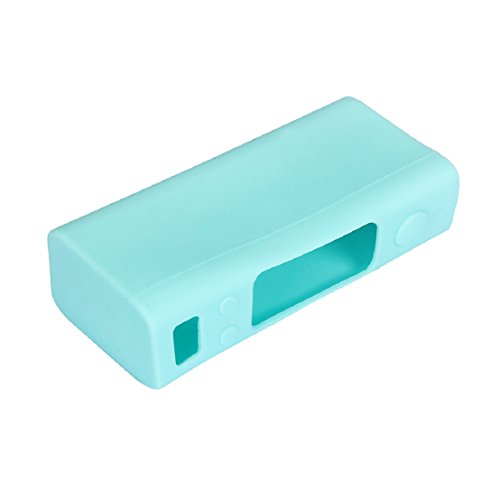 Sannysis Silicone Case for EVIC-VTC Mini Skin Wrap Cover (Light Blue)