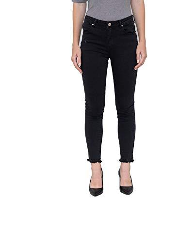 Donna Rna18378je Heach Sh Black By Randwick Silvian Jeans nqXgZTgO
