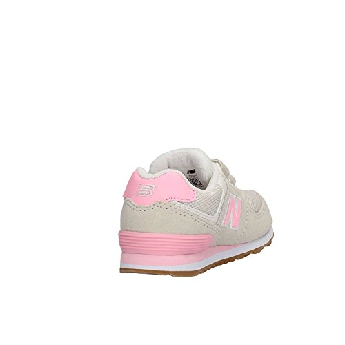 New Balance Kv574czy M Hook and Loop, Zapatillas Unisex Niños gris