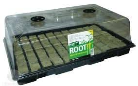 Propagator Tray Lid and 77 cutting Cubes 38x26x59cm