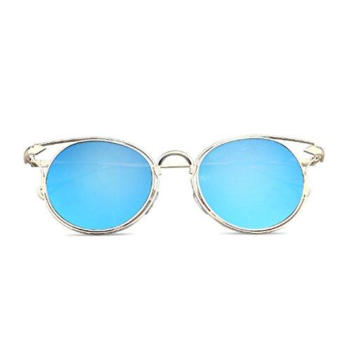 Pour Uv couleur Protection 5 amp;lunettes Protection amp; 1 Lunettes De Lym x701 Femmes Personnalisées Soleil Coréennes 100 0w1qPxf