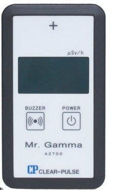 放射能測定器Mr.Gamma (ミスター・ガンマ) A2700型 放射線測定,線量計
