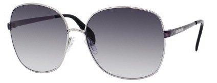 Giorgio Armani GA856/S Sunglasses - 0O54 Palladium Black (JJ Gray Gradient Lens) - 61mm