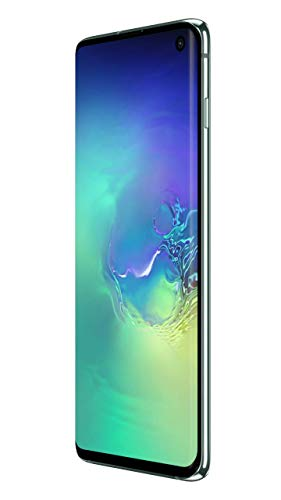 Samsung Galaxy S10+, 128GB, Prism Green - For AT&T / T-Mobile (Renewed)