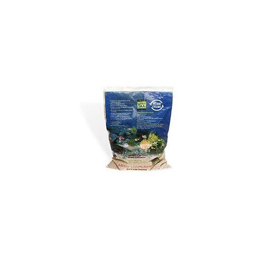 Nature's Ocean Bio-Activ Live Aragonite Reef Sand 20 lb. by WORLD WIDE IMPORTS ENTERPRISES