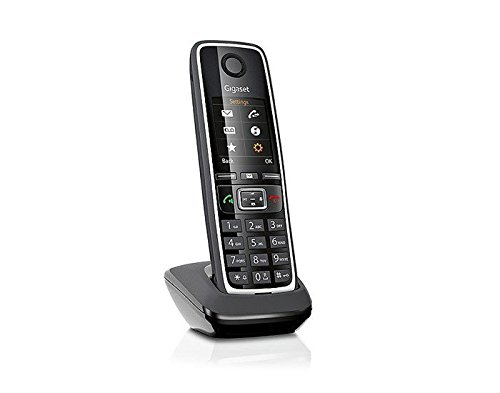 137 opinioni per Gigaset C530HX Telefono Cordless, Cornetta Universale per Tutte le Basi DECT