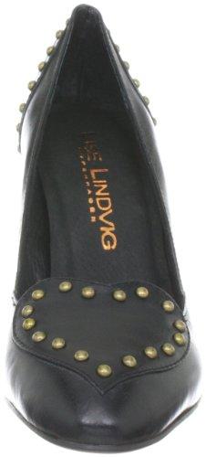 Lise Lindvig JILL 12219595 Damen Klassische Pumps Schwarz (Black)