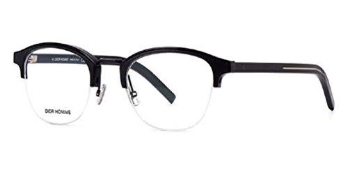 black mm Lunettes de 48 pour hommes tie soleil Dior npZwTq00